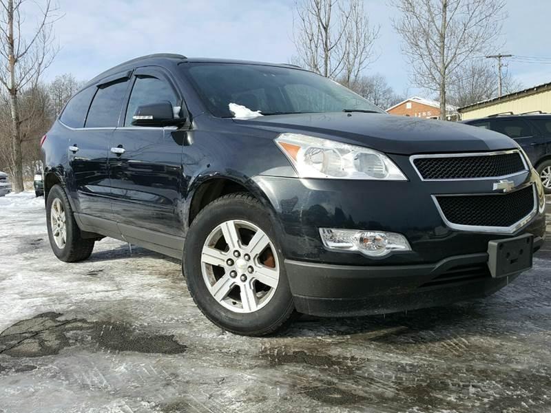 Chevrolet Traverse 2010 price $8,995