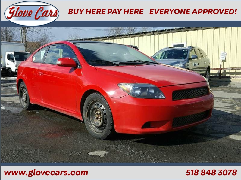 Scion tC 2005 price $5,495