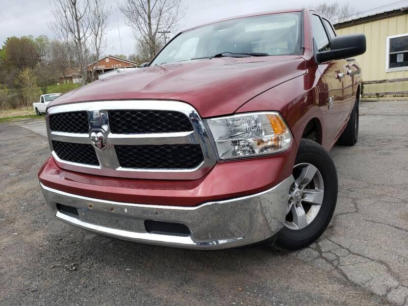 RAM Ram Pickup 1500 2013 price $10,995