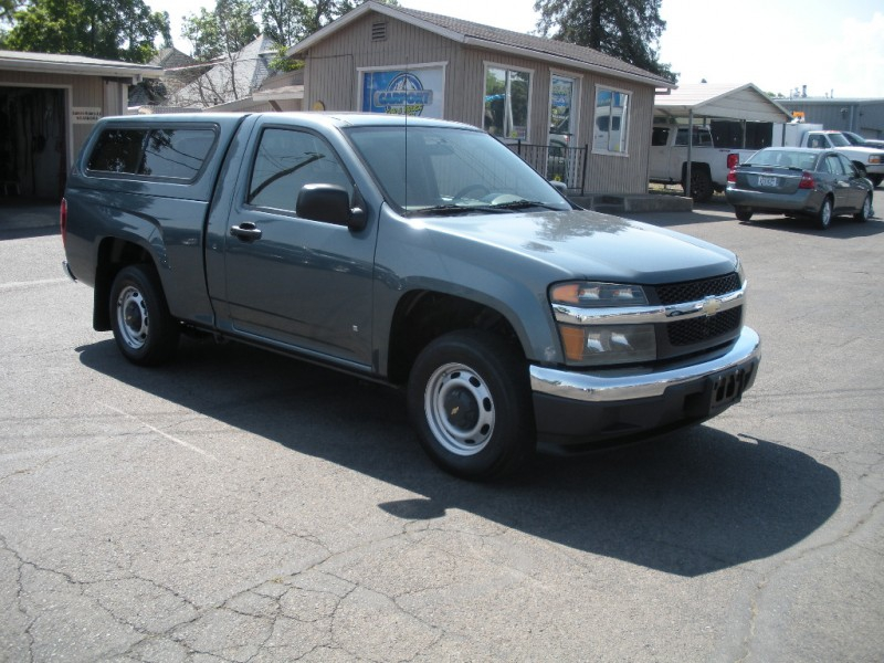 Chevrolet Colorado 2007 price $7,999
