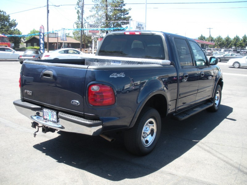 Ford F-150 2002 price $7,999
