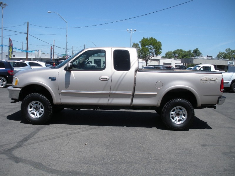 Ford F-150 1998 price $4,999