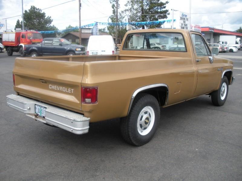 Chevrolet Pickup 1985 price $5,999
