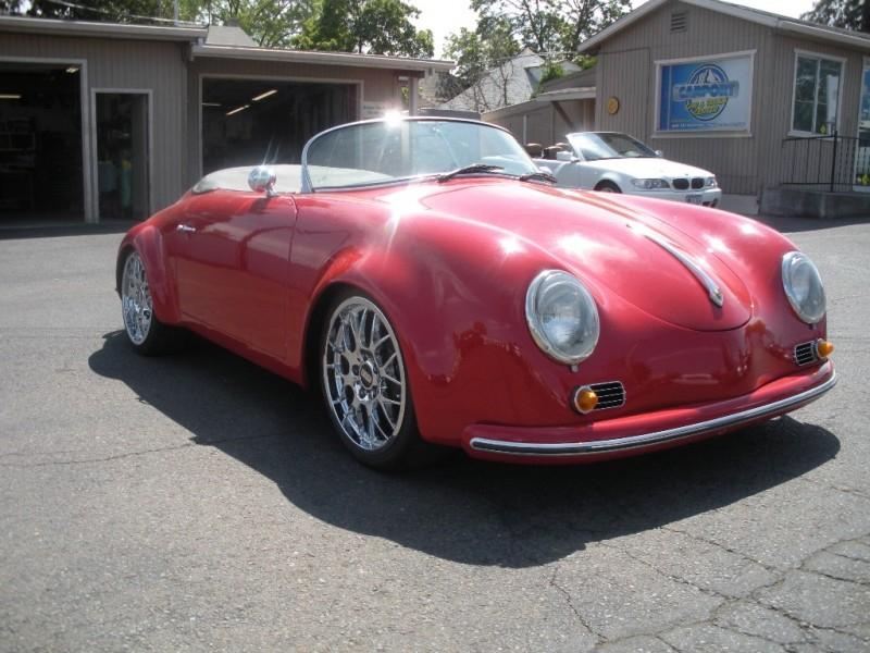 Porsche Speedster Replica 1971 price $19,999