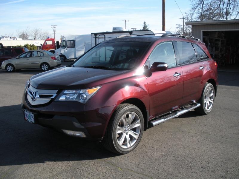 Acura MDX 2009 price $8,499