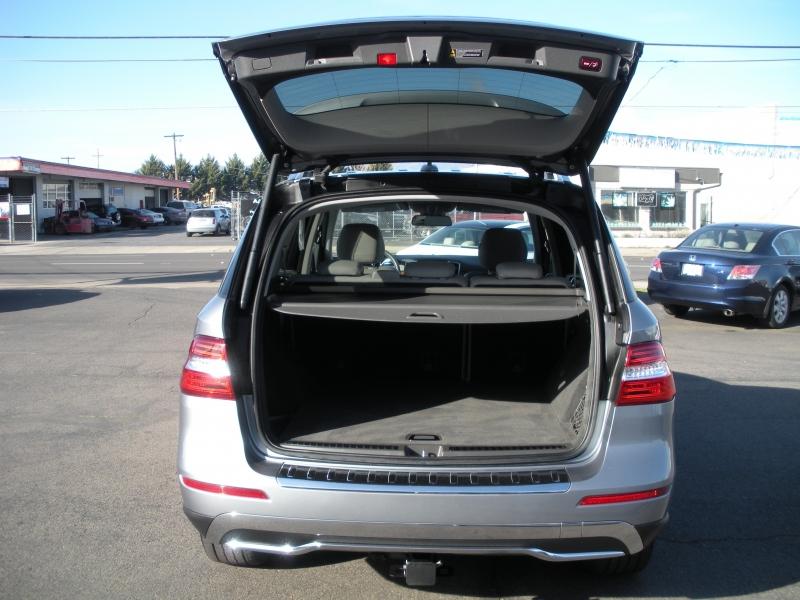 Mercedes-Benz M-Class 2012 price $21,500