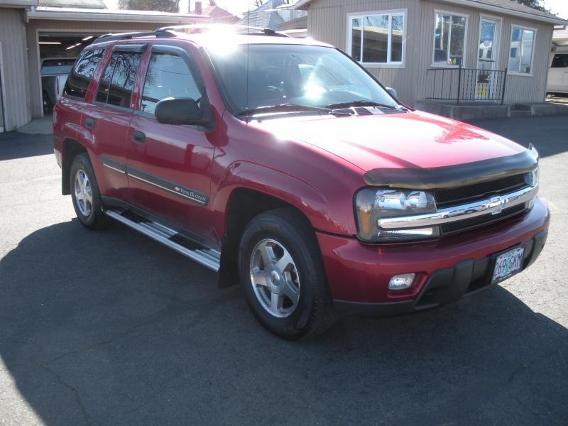 Chevrolet TrailBlazer 2002 price $4,499