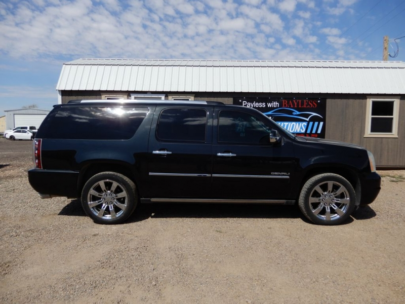 GMC YUKON XL 2011 price $12,975