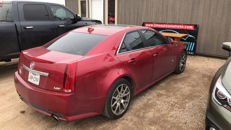 CADILLAC CTS-V 2010 price Call for Pricing.