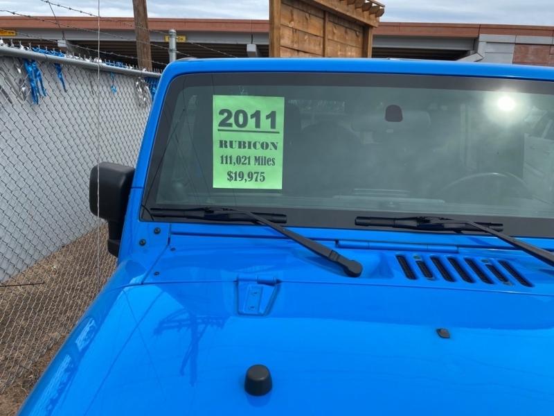 JEEP WRANGLER UNLIMI 2011 price $20,975