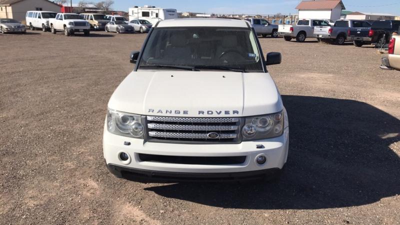 LAND ROVER RANGE ROVER SPO 2007 price $10,950