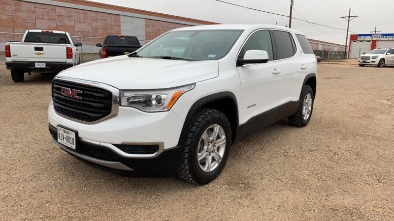 GMC ACADIA 2018 price $22,577