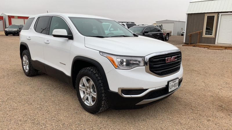 GMC ACADIA 2018 price Call for Pricing.