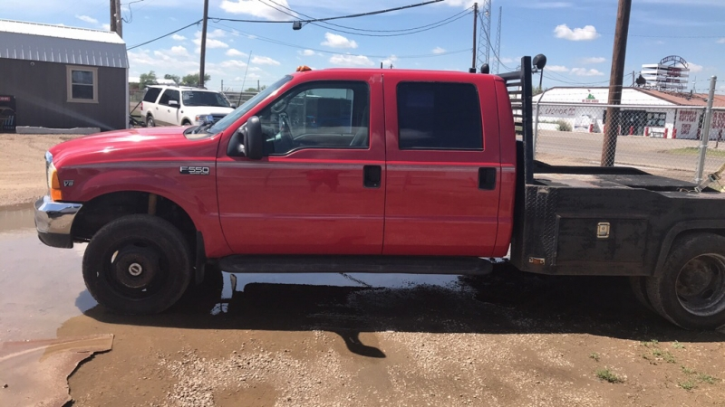 FORD F550 1999 price $13,950