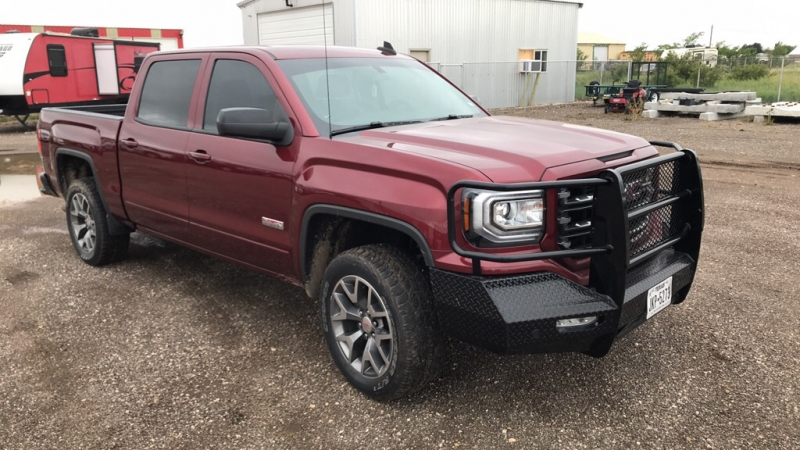 GMC SIERRA 2017 price $40,975