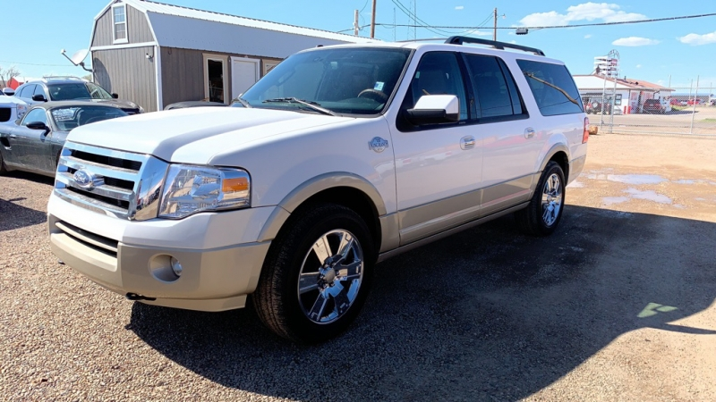 FORD EXPEDITION EL 2010 price $14,975