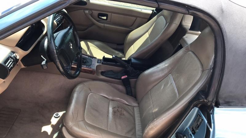 BMW Z3 1999 price $4,250