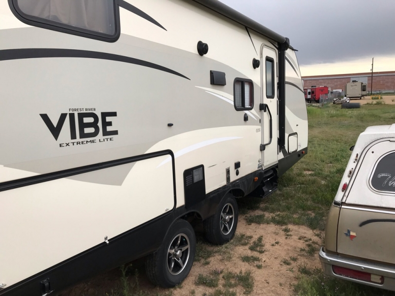 FOREST RIVER VIBE EXTREME LT 2017 price Call for Pricing.