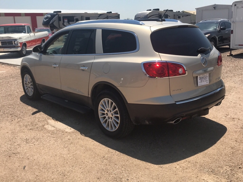 BUICK ENCLAVE 2009 price $10,975