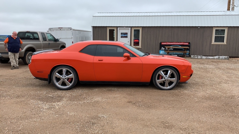 DODGE CHALLENGER 2009 price $17,475