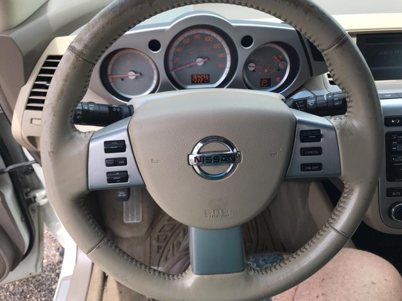 NISSAN MURANO 2007 price $6,975