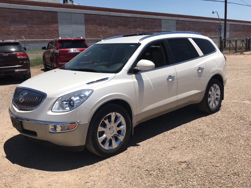 BUICK ENCLAVE 2012 price $11,475