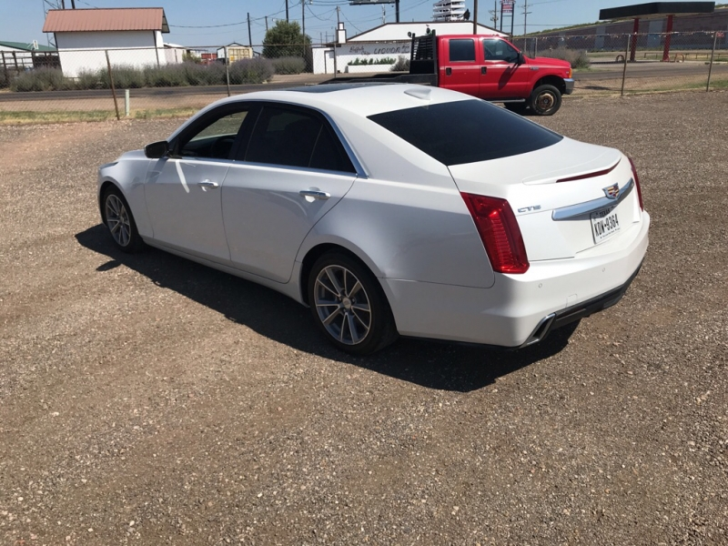 CADILLAC CTS 2017 price Call for Pricing.