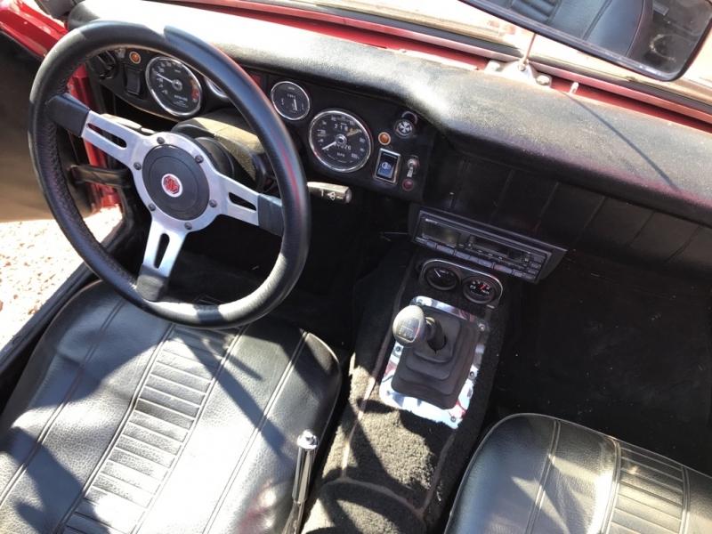 MG MIDGET MIDGET 1969 price $9,975