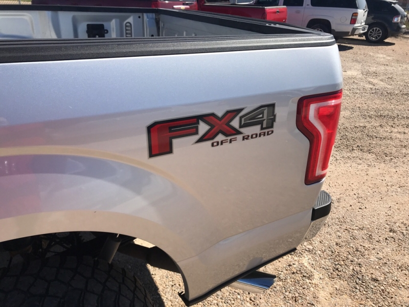 FORD F150 2016 price $27,950