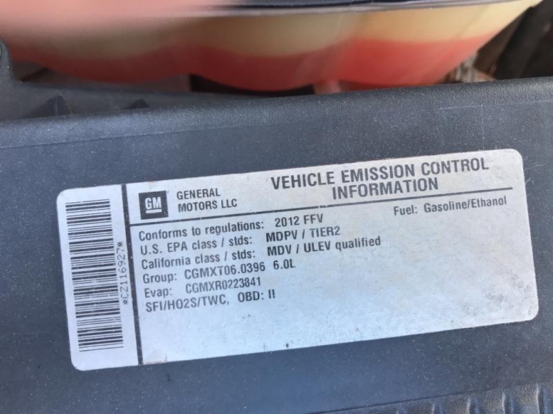 CHEVROLET SILVERADO 2500 2012 price $15,975