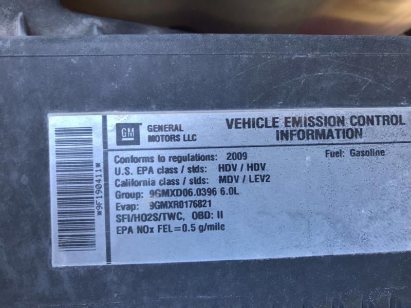 GMC SIERRA 2009 price $13,975
