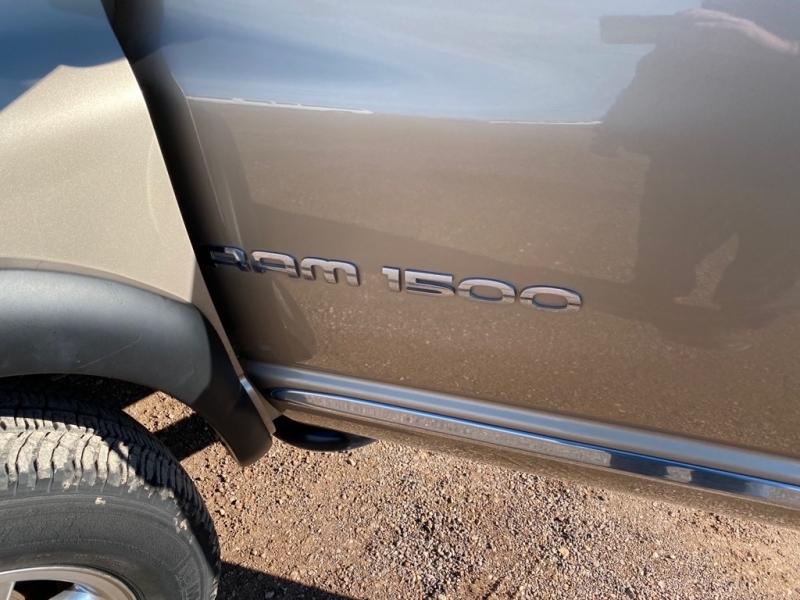 DODGE RAM 1500 2004 price $8,475