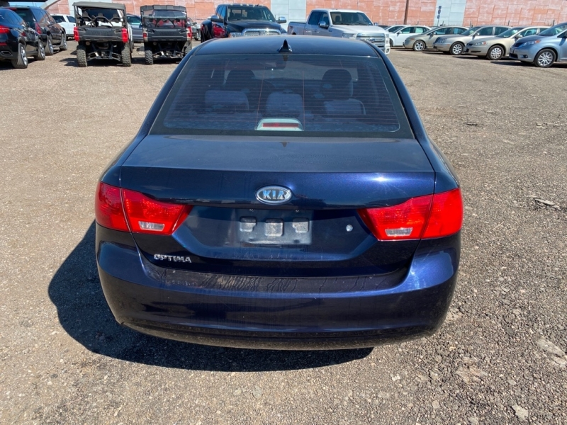 KIA OPTIMA 2010 price $4,250