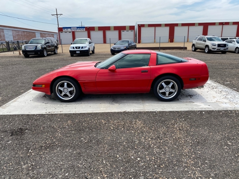 CHEVROLET CORVETTE 1994 price $12,975