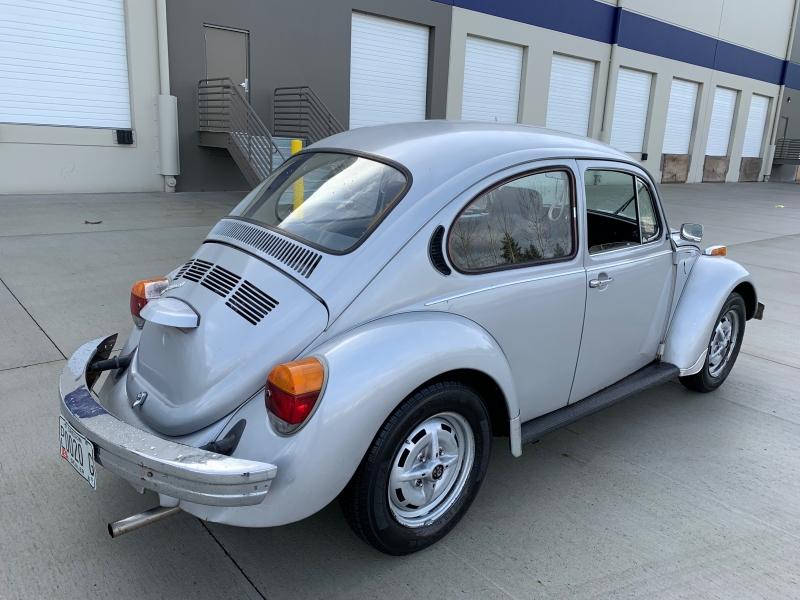 Volkswagen Beetle 1976 price $5,995