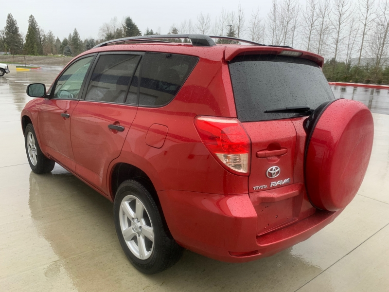 Toyota RAV4 2007 price $8,750