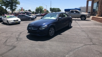 2015 Mercedes-Benz C-Class 4dr Sdn C 300 Luxury 4MATIC