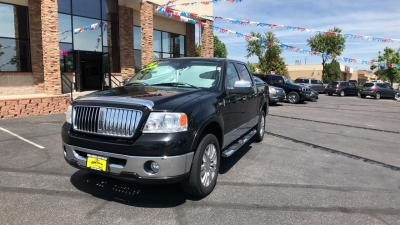 2006 Lincoln Mark LT 4WD Supercrew 139""