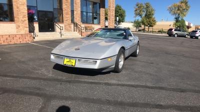 1984 Chevrolet Corvette 2dr Coupe