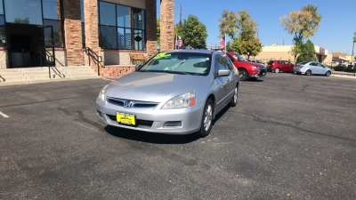 2006 Honda Accord Sdn EX-L AT with NAVI