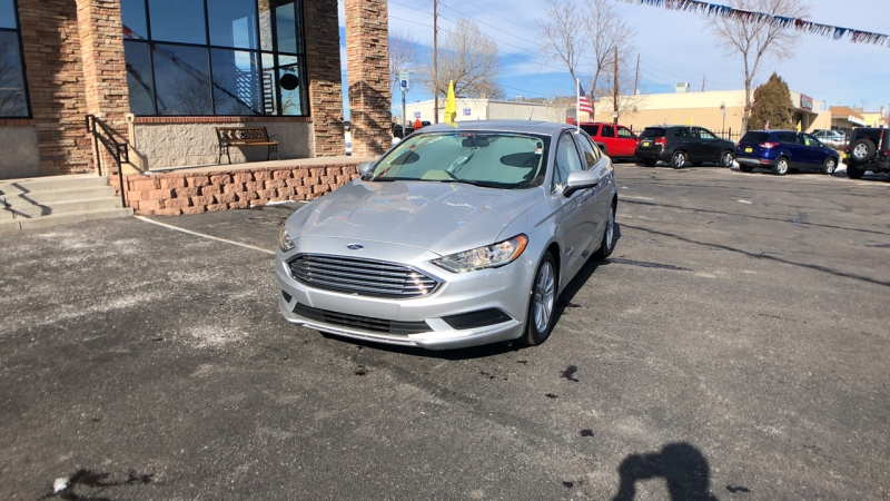 FORD FUSION HYBRID 2018 price $19,900