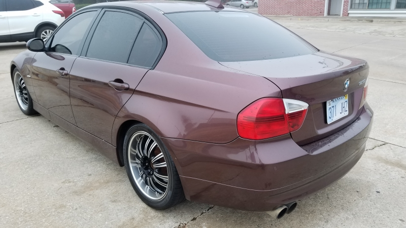 BMW 3-Series 2006 price $3,900
