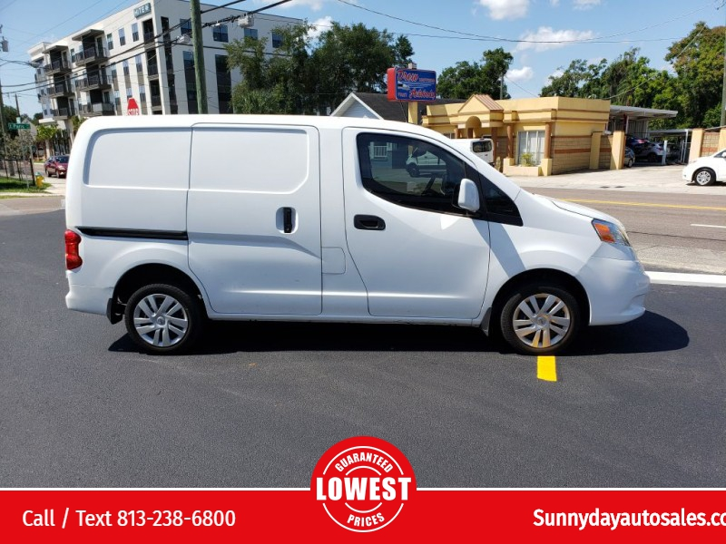 NISSAN NV200 2017 price $12,500