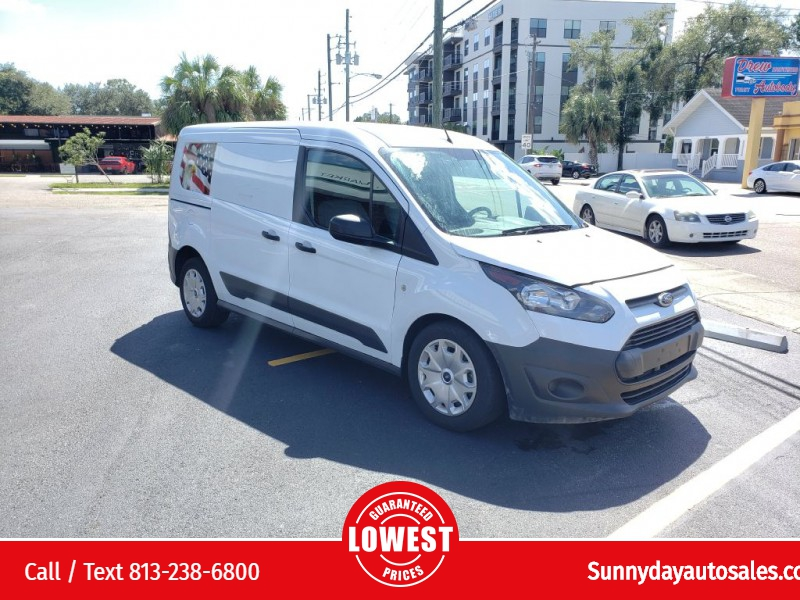 FORD TRANSIT CONNECT 2018 price $14,500