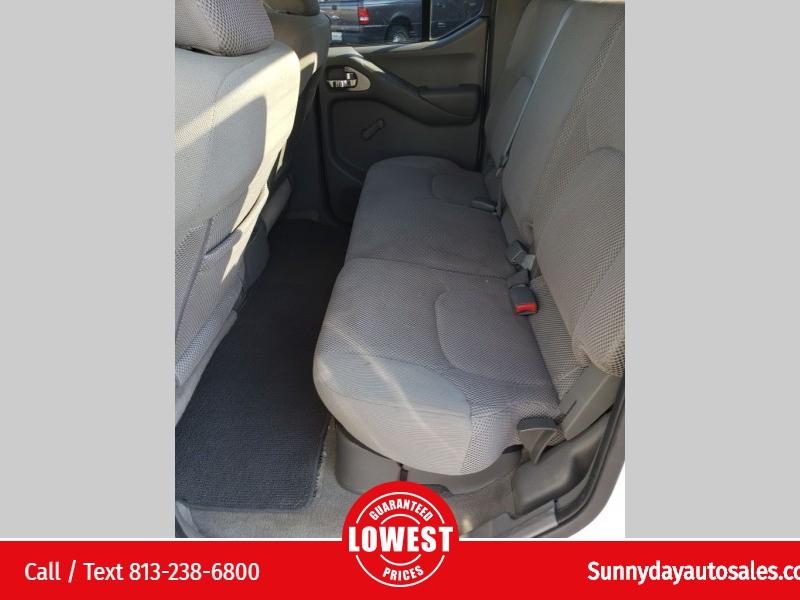 Nissan Frontier 2014 price $9,000