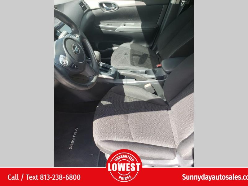 Nissan Sentra 2019 price $10,850