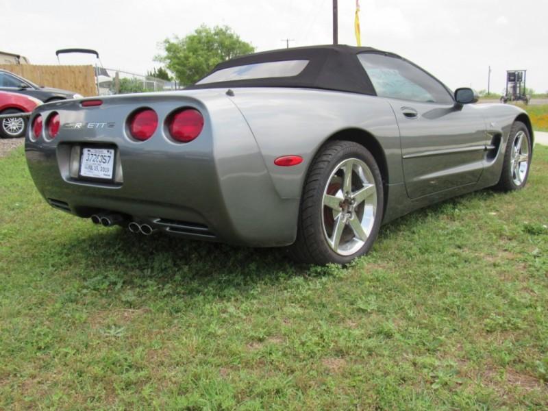 Chevrolet Corvette 2004 price $9,995