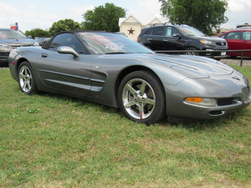 Chevrolet Corvette 2004 price $9,995