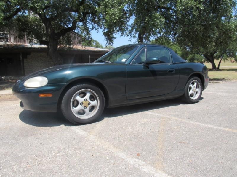 Mazda MX-5 Miata 1999 price $2,788
