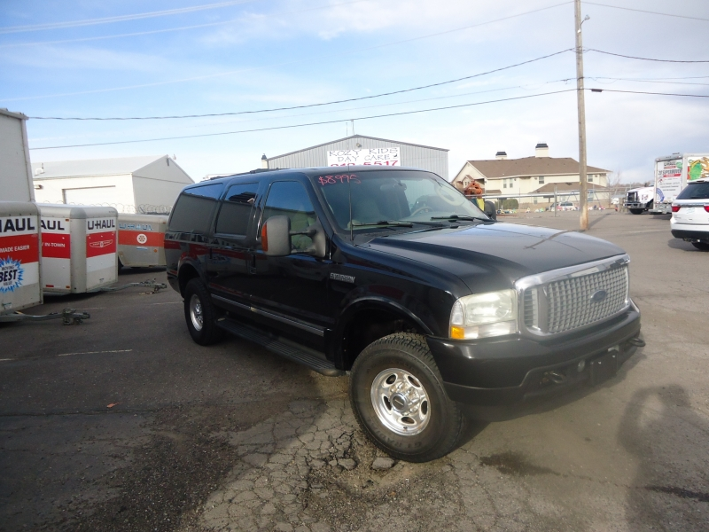 Ford Excursion 2003 price $8,995